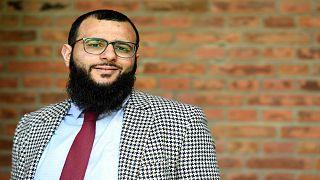 طارق زياد حسين محام دنمركي المولد من أصل فلسطيني في كوبنهاغن