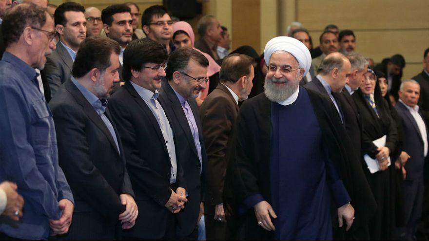 روحانی: تسلیم نمیشویم اما آماده مذاکره محترمانه هستیم
