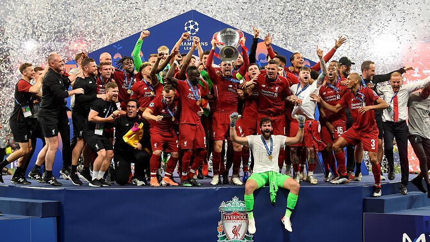 Champions League final 2019 in photos