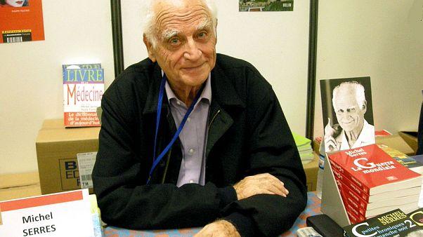 Frankreich: Philosoph Michel Serres (88) gestorben