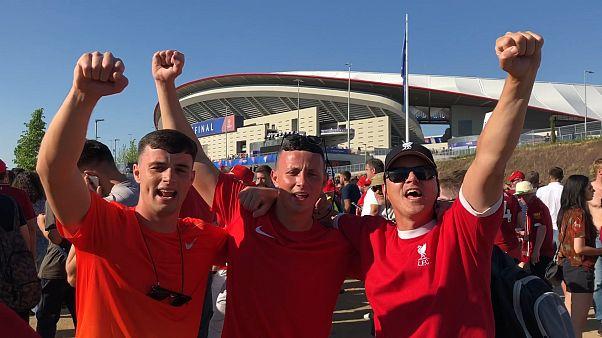 Video | İstanbul tezahüratı, Salah'ın 'ikizi': Şampiyonlar Ligi finalinden geriye kalanlar
