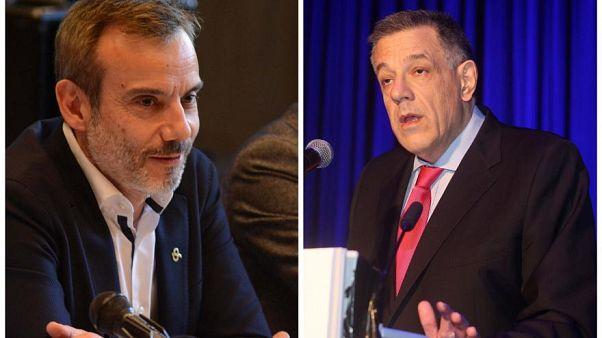 Θεσσαλονίκη: Ψήφισαν Ταχιάος - Ζέρβας