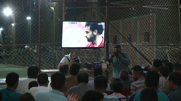 فيديو: نجريج المصرية مسقط رأس محمد صلاح تحتفل بفوز ليفربول