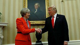 ترامپ خواستار خروج بدون توافق بریتانیا از اتحادیه اروپا شد
