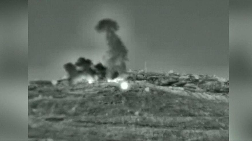 Israël riposte à des tirs syriens