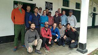 امید برای زنده یافتن کوهنوردان در هیمالیا کمرنگ شد