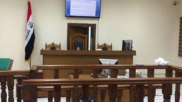 Irak'ta IŞİD üyesi olmakla suçlanan 2 Fransıza daha idam cezası verildi