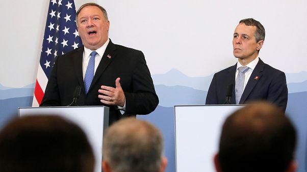 Les Etats-Unis ouvrent la voie à des discussions avec l'Iran... en émettant de fortes réserves