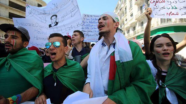 Cezayir'de 4 Temmuz cumhurbaşkanlığı seçimleri iptal edildi