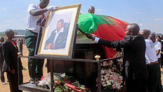 Restos mortais de Jonas Savimbi já repousam em Lopitanga