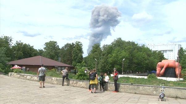 Дзержинск: число пострадавших при взрывах возросло
