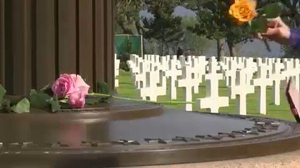 Rekordbesuch beim 75. Jubiläum des D-Day in der Normandie erwartet