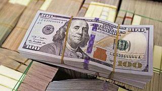 قیمت دلار به پایینترین حد در دو ماه گذشته رسید