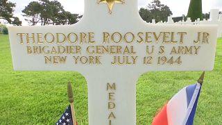 75e D-Day : Roosevelt a perdu deux fils dans les guerres en France