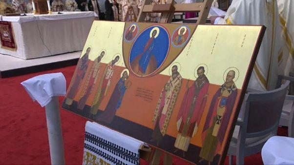 البابا يعلن يعلن عن 7 قديسين خلال جولته في رومانيا