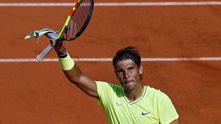 Nadal y Federer, a cuartos de Roland Garros
