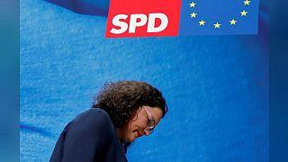 پسلرزههای انتخابات پارلمان اروپا؛ رهبر حزب سوسیال دموکرات آلمان استعفاء کرد