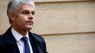 Laurent Wauquiez resigns as leader of France's centre-right Les Républicains