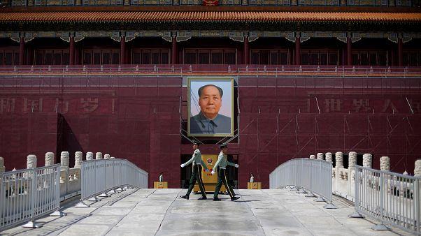 """КНР: """"Подавление протестов на Тяньаньмэнь было правильным решением"""""""