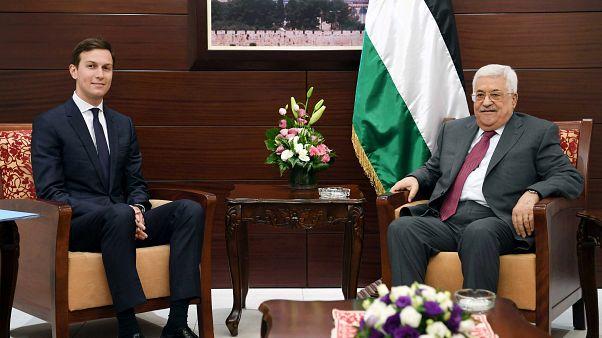"""كوشنر: الفلسطينيون يستحقون تقرير المصير ولكن تحررهم يعتبر """" طموحا عاليا"""""""