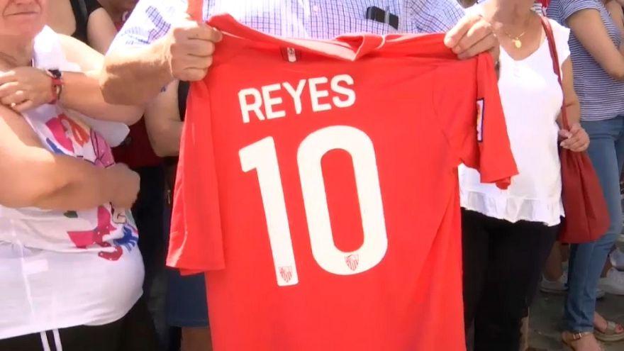 Tod von Fußball-Profi Reyes: Bei 237 km/h platzte der Reifen