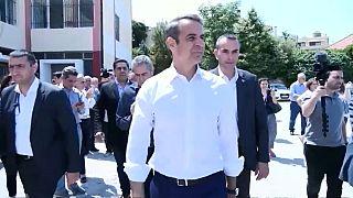 Wahlsieg in 11 von 13 Regionen: Griechenlands Konservative jubeln