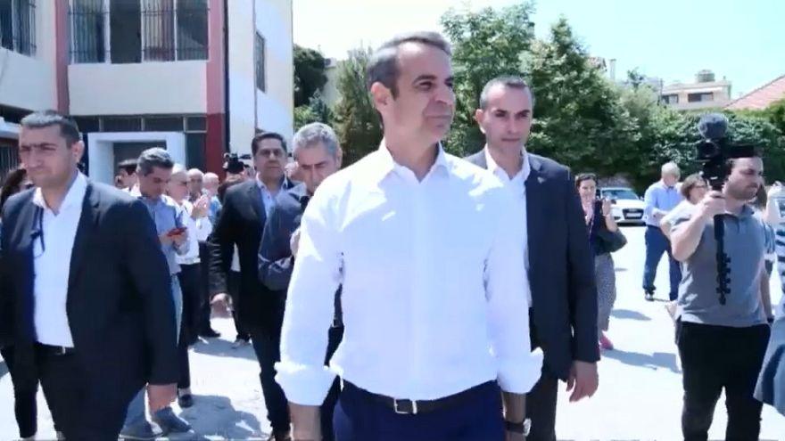 Афины: новая победа оппозиции на местных выборах