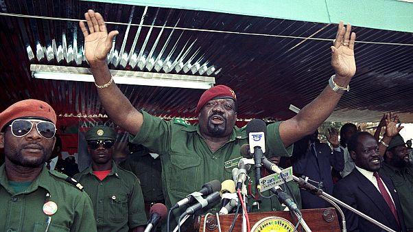 Újratemették a híres angolai forradalmárt, a Fekete Kakast