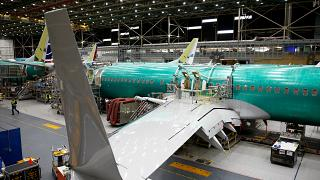 Flugzeughersteller Boeing muss Teile der Tragflächen austauschen