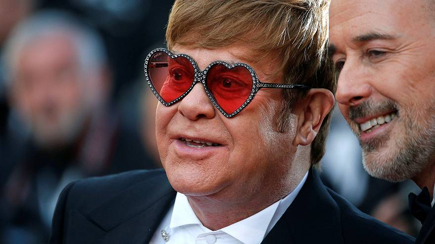 Elton John condemns censoring of Rocketman gay scenes in Russia