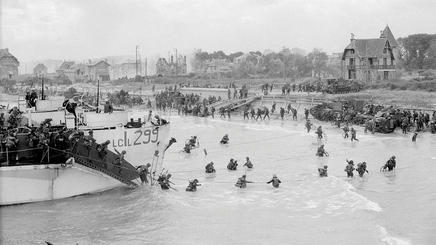 D-Day 75th anniversary: The key facts and figures from history's largest seaborne invasion