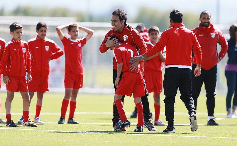 عکس از ورزش سه