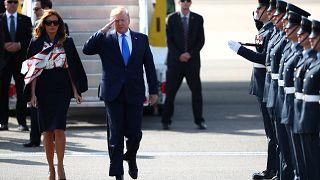 """Трамп в Лондоне: """"особые отношения"""" по-новому"""