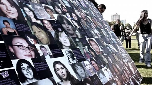 Murder or diappearance rates are much higher among indigenous women