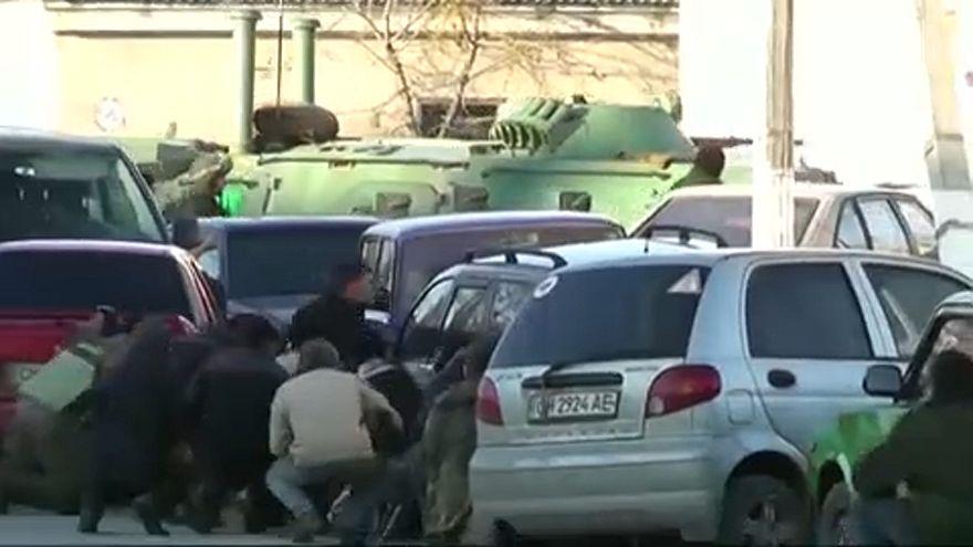 Слушания в Гааге по иску Киева