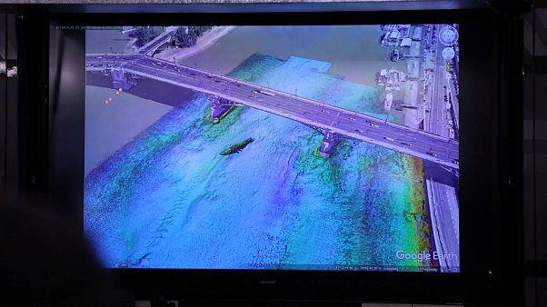 Budapest, le prime immersioni di recupero dopo la collisione