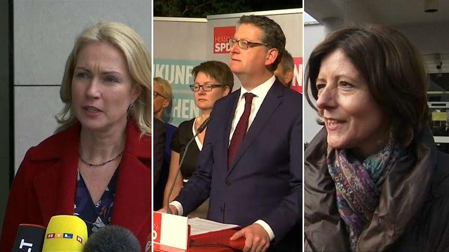 Liderazgo tripartito en el SPD alemán