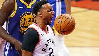 """Финал НБА: """"Голден Стэйт"""" сравняли счет"""