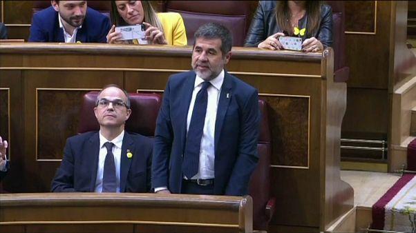 El Supremo impide a Jordi Sánchez entrevistarse con el rey