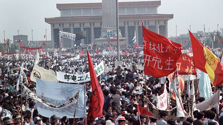 Thirty years on: what led to the Tiananmen Square massacre?