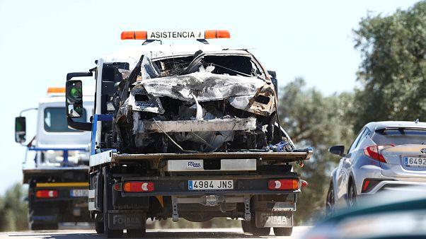 "Tragedia Reyes, polizia: ""Andava a 237 Km/h"". Cañizares: ""Non è un eroe"""