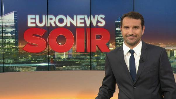 Euronews Soir : l'actualité du lundi 3 juin 2019