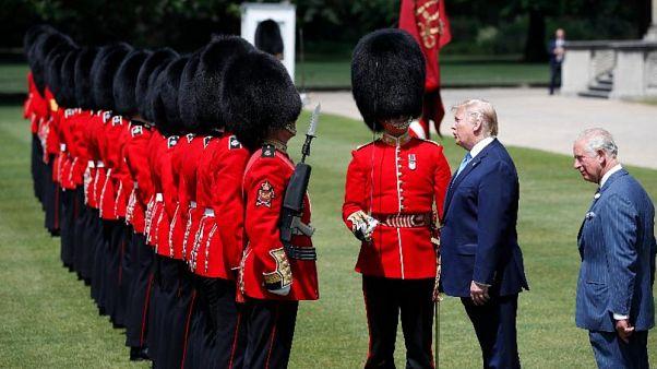 Trump'ın tarihi Londra ziyareti: İngiltere'nin ABD desteğine olan ihtiyacı her zamankinden fazla