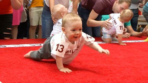 Литва: самый быстрый малыш
