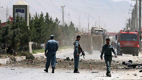 Kabil'de bımbalı saldırı