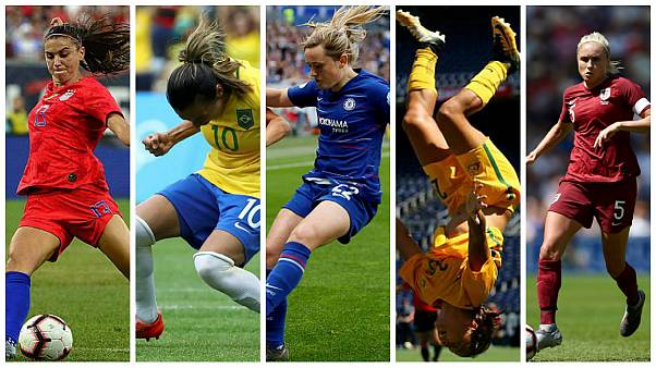 جام جهانی فوتبال زنان؛ ۵ فوتبالیستی که رقیبان باید مراقب آنها باشند