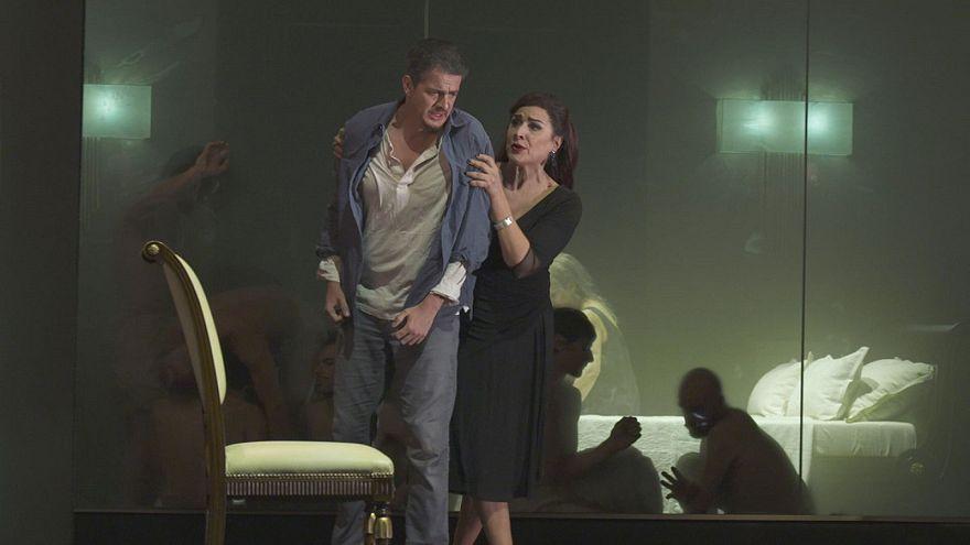 Cecilia Bartoli et Philippe Jaroussky, voix célestes de Salzbourg