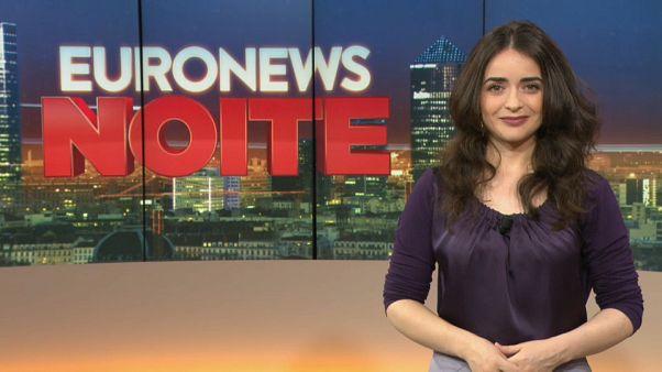 Euronews Noite | As notícias do Mundo de 3 de junho de 2019
