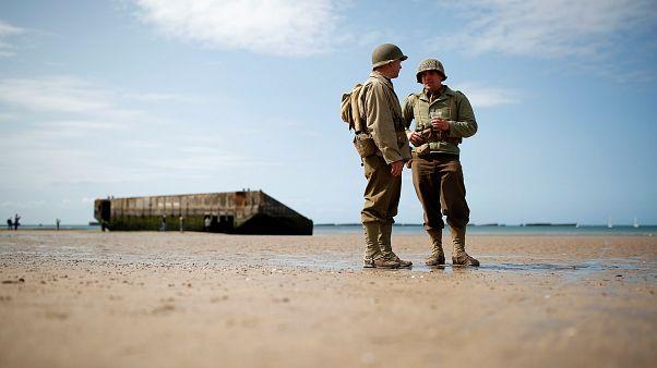 D-Day: Erinnerung zum 75. Jahrestag