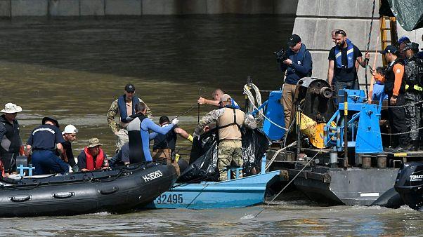 Megtalálták a Hableány katasztrófájának tizedik áldozatát